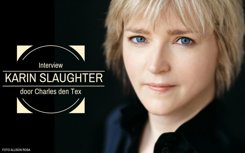 Karin Slaughter over haar nieuwste thriller Goede Dochter