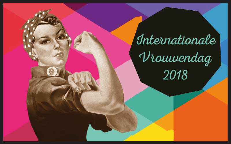Internationale Vrouwendag: Who run the world? Girls!