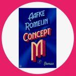 Boek van de maand mei, Concept M