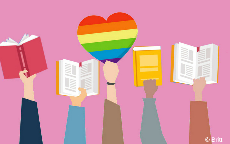 <i>I&#8217;m here and I&#8217;m Queer</i>: de ultieme LGBT boekenguide