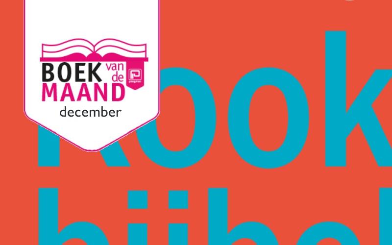 Boek van de maand december: <i>Kookbijbel</i>