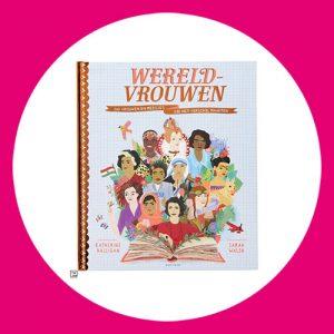 PaagMag boekentip: Wereldvrouwen