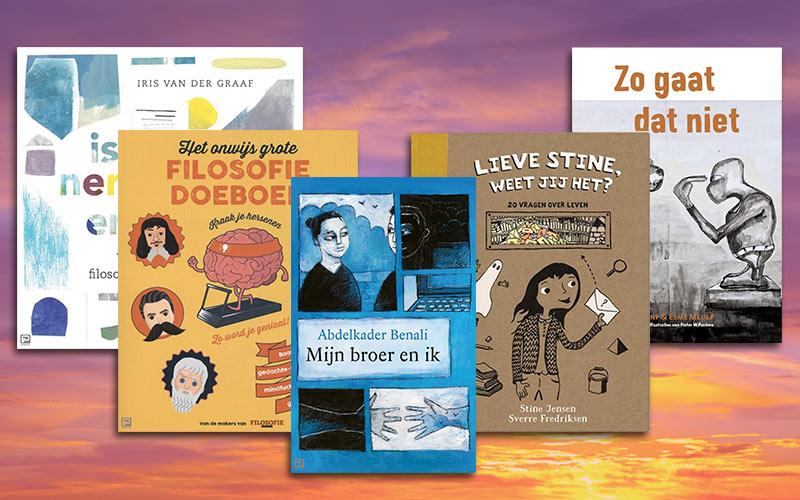 Filosoferen met kinderen: 6 x boekentips