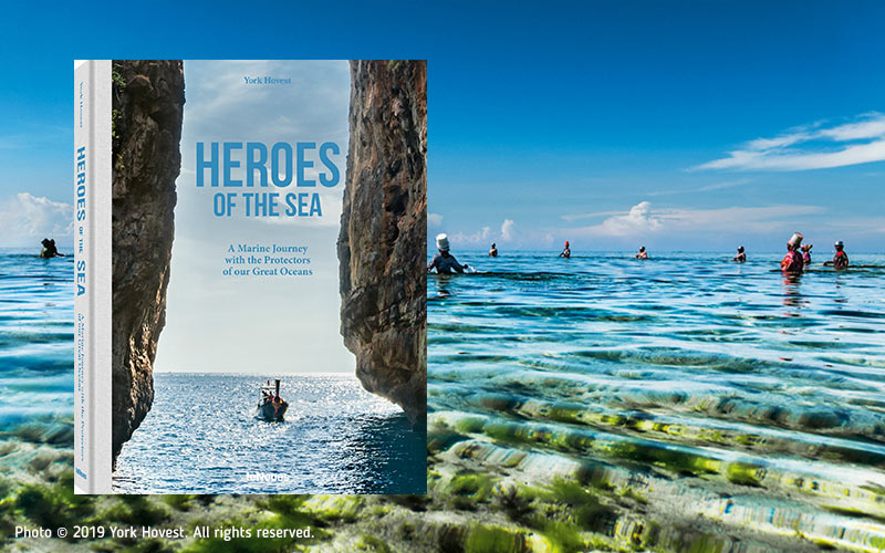 Kijk mee naar de Heroes of the sea