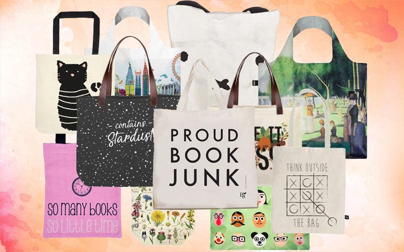 Een tas voor elke lezer