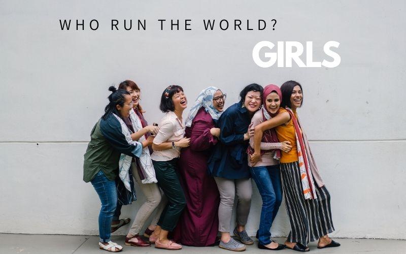 Een boekenlijstje voor Internationale Vrouwendag