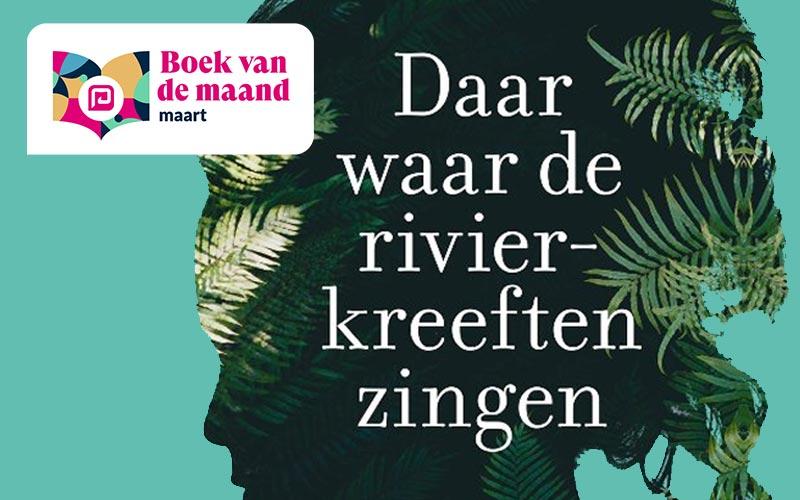 Boek van de maand maart: <i>Daar waar de rivierkreeften zingen</i>