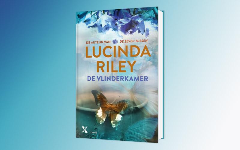 Exclusief leesfragment! De gloednieuwe roman van Lucinda Riley <i>De Vlinderkamer</i>