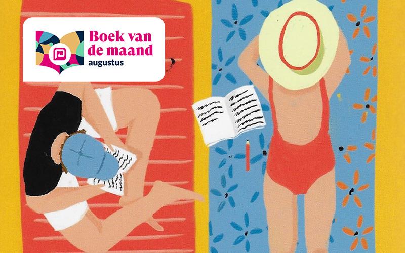 Boek van de maand augustus: <i>Stranddagboek</i>