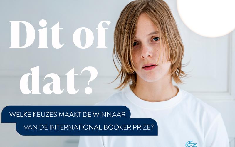 Tien dilemma's voor Marieke Lucas Rijneveld