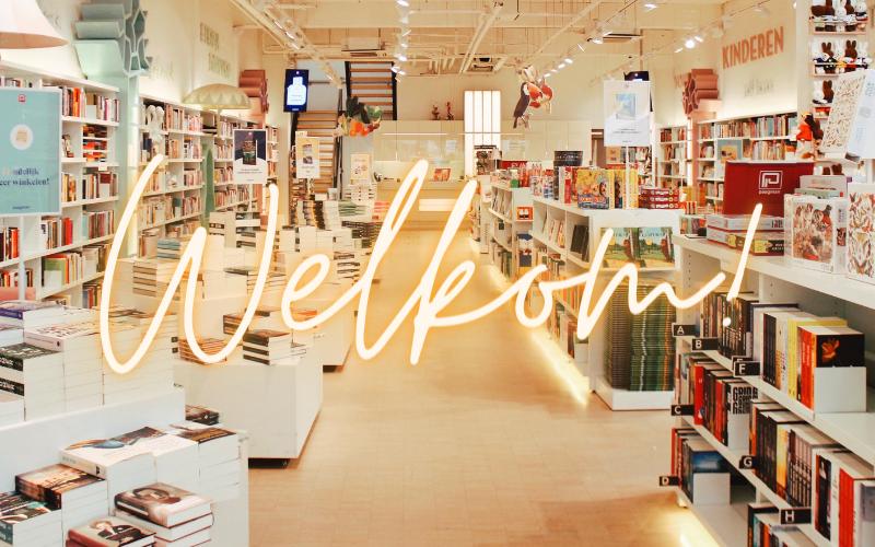 Zeven redenen om te komen winkelen in de boekhandel!