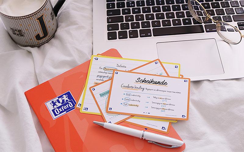 Studeer altijd en overal met Oxford Flash 2.0 Flashcards