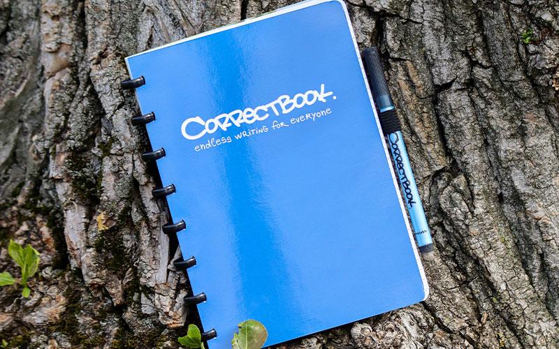 Op deze manier is Correctbook duurzaam!